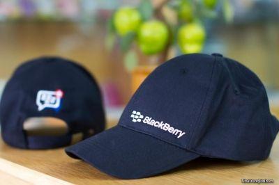 Mũ Blackberry