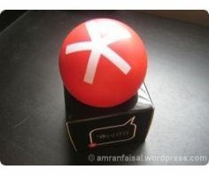 Stress Ball Blackberry